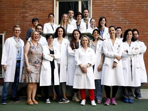 I ricercatori dell'istituto neurologico Besta